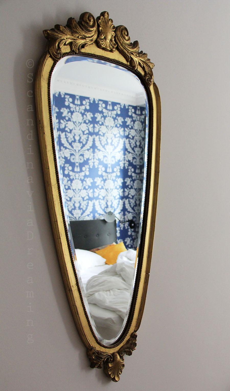 Miroir De La Chambre Arthur Au Grand R Ve Scandinavia Dreaming