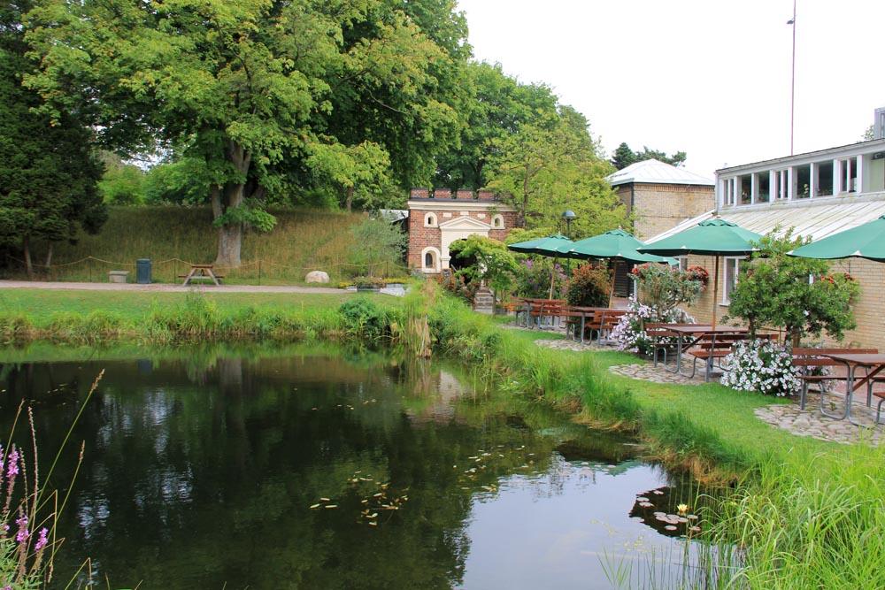 Caf Du Jardin Botanique Scandinavia Dreaming